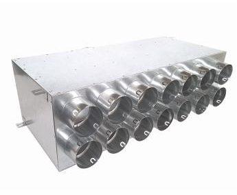 14×75- Rozdzielacz rurowy dwurzędowy