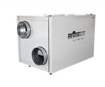 Rekuperator PRO MAX 400