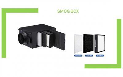 Smog Box jako nowoczesny filtr wspierający system rekuperacji